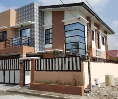New House and lot for rent in Angeles City Pampanga - 40K - 0