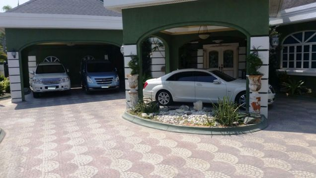 6Bedroom W/Private Swimmingpool House & Lot For RENT In Angeles City.. - 5