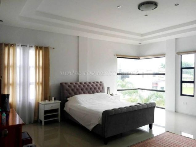 Modern 4 Bedroom House For Rent In Angeles City - 2