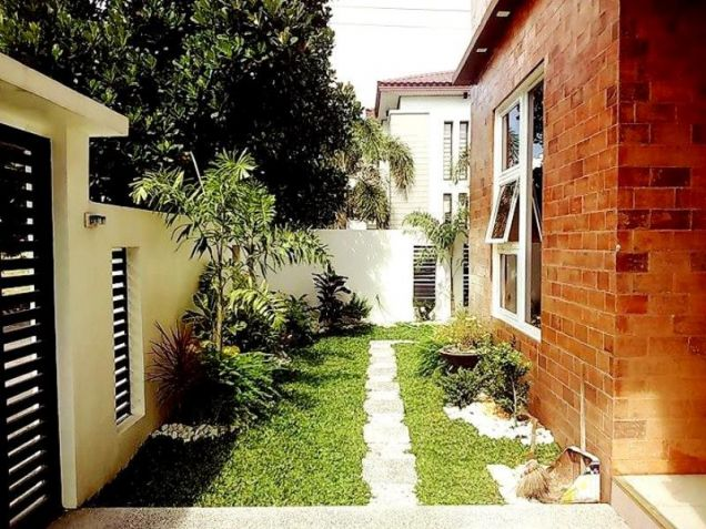 New House for rent inside a gated Subdivision in Telabastagan - 60K - 5