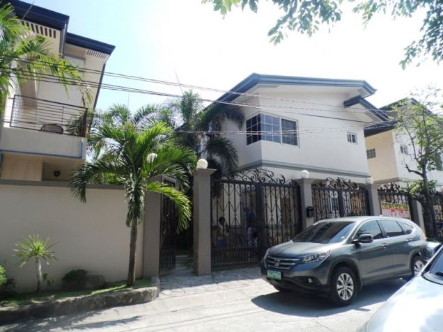 2 Storey House and Lot for Rent in  Angeles City - 0