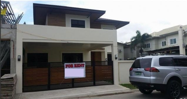 Newly Built House with Modern Design for rent - 70K - 6