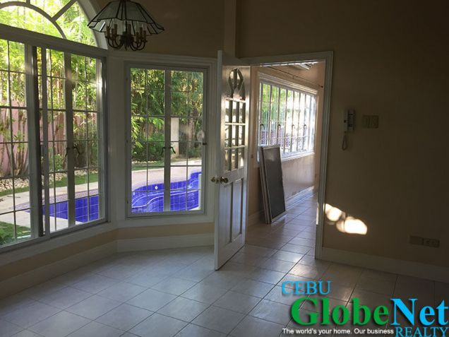 House and Lot, 4 Bedrooms for Rent in North Town Homes, Mandaue, Cebu, Cebu GlobeNet Realty - 2