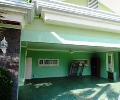 Bungalow House With Big Lot For Rent In Angeles City - 1
