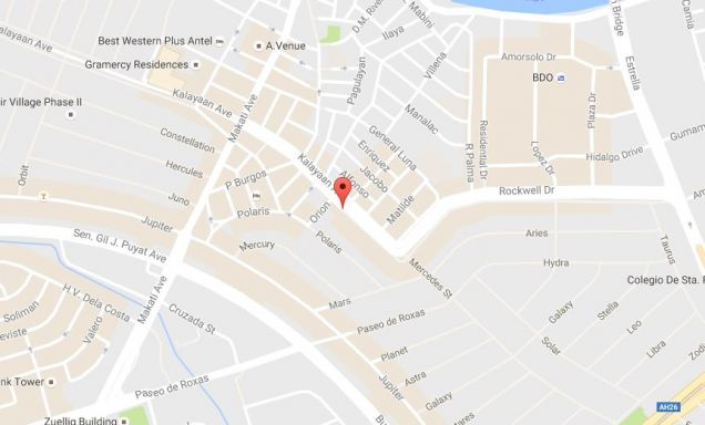 3 bedroom House and Lot fo Rent in Bel-Air, Makati, Code: COJ-HL - 275OMO - 0