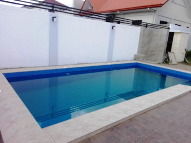 Fully Furnished Modern House with 4 Bedroom for rent - Near Clark - 9