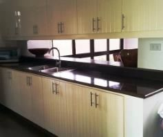 4 Bedroom furnished house with swimming pool for rent - P120K - 6