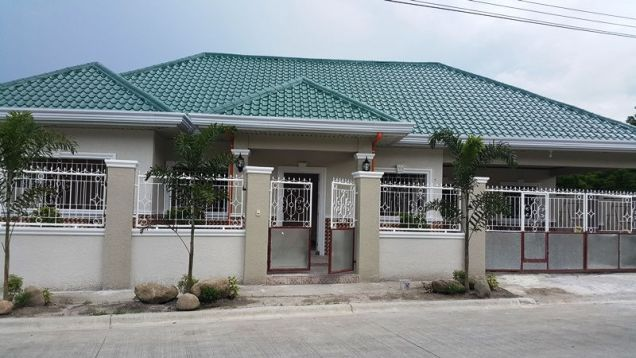 3 Bedroom Brand New Bungalow for Rent in Angeles - 0
