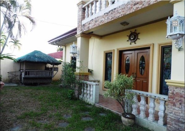 House and lot with yard for rent inside a gated Subdivision in Friendship - 7
