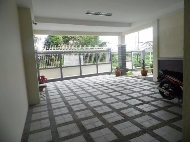 Bungalow House With Big Yard In Angeles City For Rent - 7