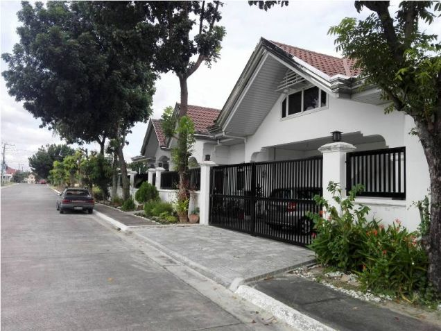 Furnished House W/Private Swimmingpool For Rent In Angeles City Near Marquee Mall & NLEX,AUF - 1