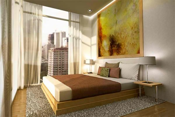 One BR condo in Roxas Blvd Facing Sea Near Airport and Mall Of Asia Rent To Own - 2