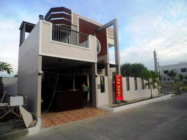 3BR Furnished House and Lot for rent near SM Clark Pampanga - P62.5k - 8