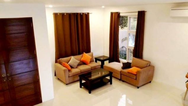 New House for rent inside a gated Subdivision in Telabastagan - 60K - 6