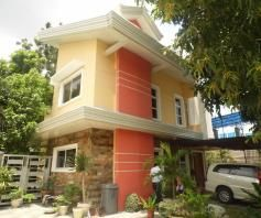 Fully Furnished House And Lot For Rent In Hensonville, Angeles City - 0