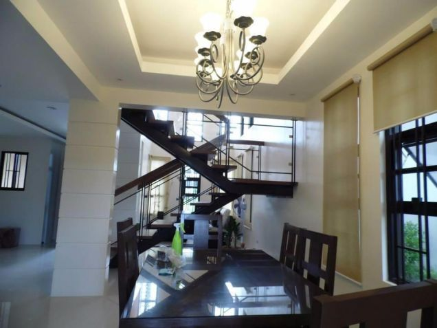 For Rent Furnished Two Story House In Angeles City - 0