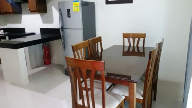 3 bedroom fully furnished located in a secured subdivision at 35K - 9