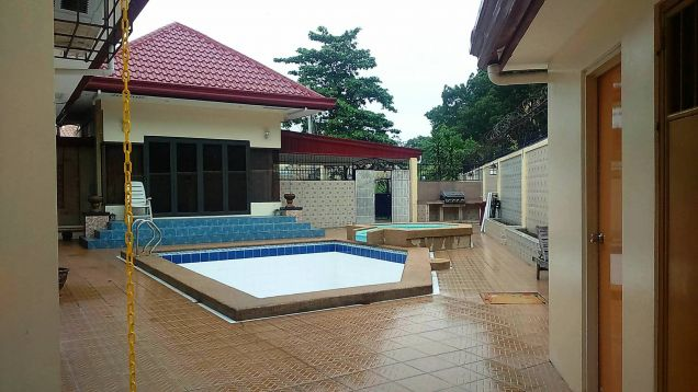 W/ Private SwimmingPool 1-Storey 4Bedroom Furnished House & Lot For RENT In Friendship Angeles City Near To Clark... - 4