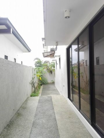 2-Storey 4Bedroom Modern House & Lot For RENT In Pulu Amsic Subd.,Angeles City - 4
