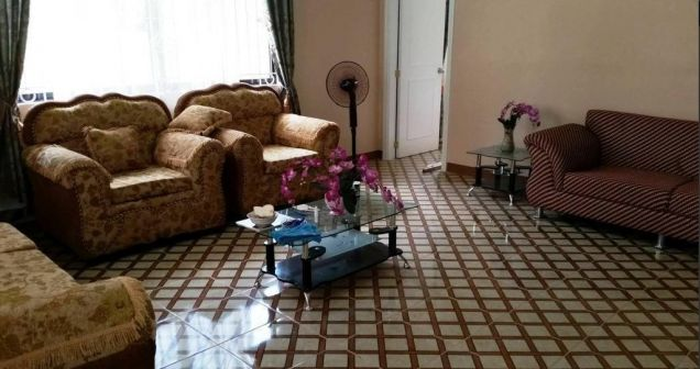 Extensive 1 storey House and lot for rent in Friendship - 5