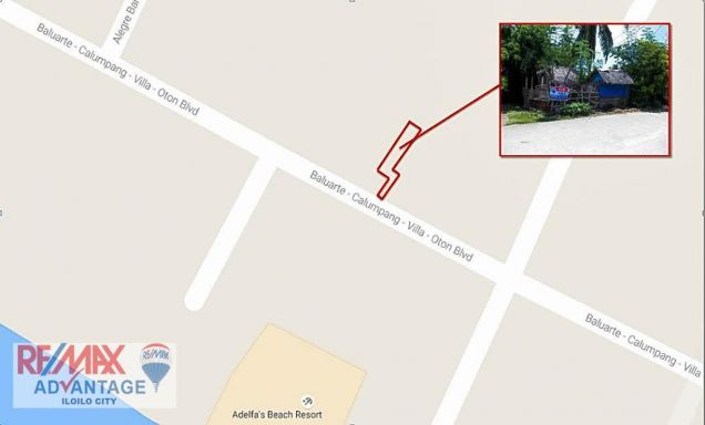 Lot for Sale in Alegre Oton, Iloilo - 3