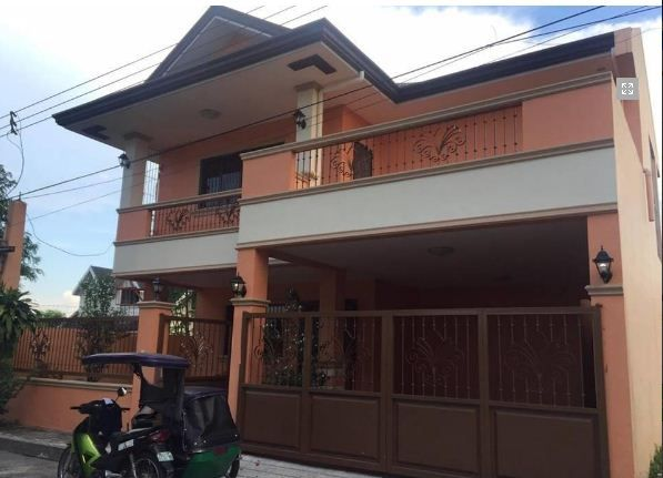 House and Lot with 4 Bedrooms for rent - 36K - 0