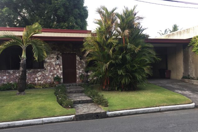 Makati Greenbelt San Lorenzo 3BR House and Lot FOR RENT - 0