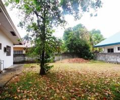 w/huge yard Bungalow House & Lot For RENT In Friendship Angeles City - 5