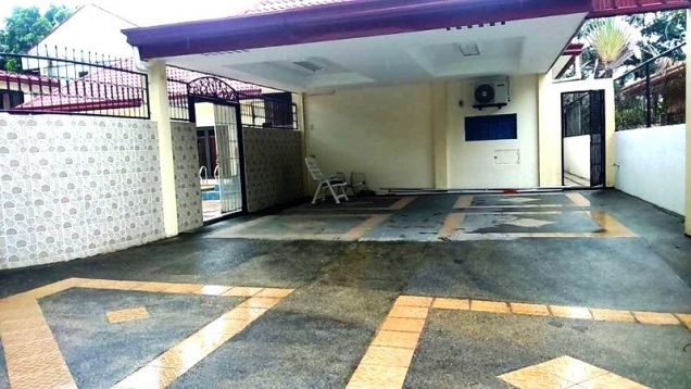 Bungalow House with Swimming pool for rent in Friendship - 65K - 3