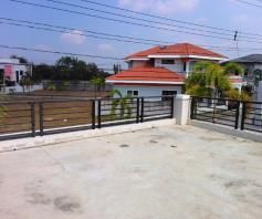 House & Lot for RENT in Hensonville Angeles City - 3