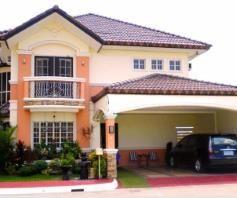2 Storey Furnished House & Lot for RENT in Telebastagan,San Fernando Pampanga - 0