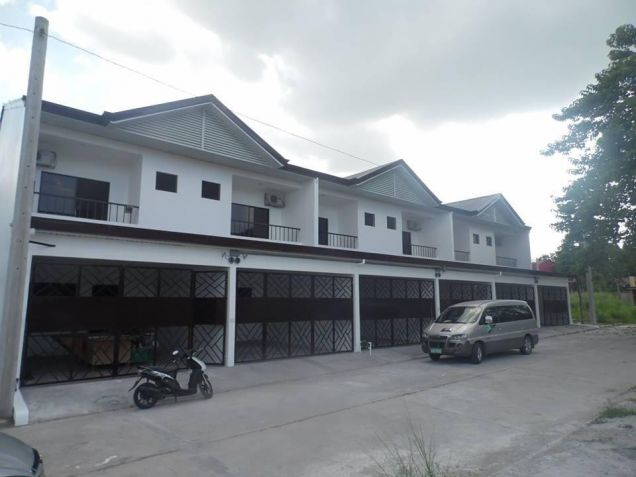 Affordable Townhouse For Rent In Angeles City - 0