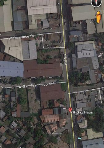 Vacant lot for rent in Novaliches Quezon City - 1