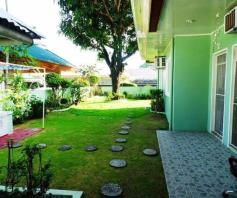 For Rent Bungalow House With Big Lot In Angeles City - 7