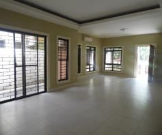 1 Storey House and lot for rent in Friendship - 40K - 9