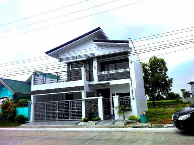 5 Bedroom House In Pandan Angeles City For Rent - 3
