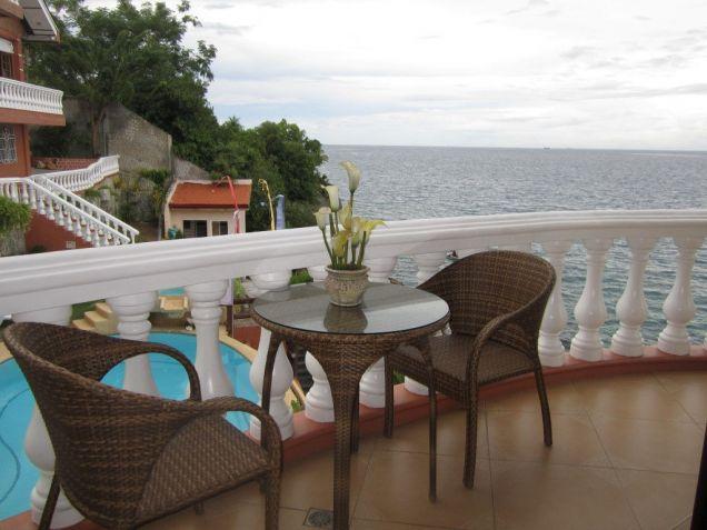 For Rent Two Beachouses with Pool,Garden and Cliff Beachfront, Tabogon Cebu - 4