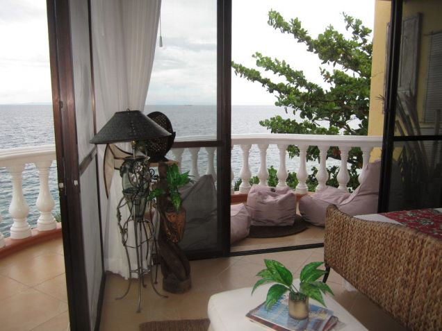 For Rent Two Beachouses with Pool,Garden and Cliff Beachfront, Tabogon Cebu - 1