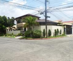 House and lot with swimming pool in Friendship FOR RENT @90k (Fully Furnished) - 0