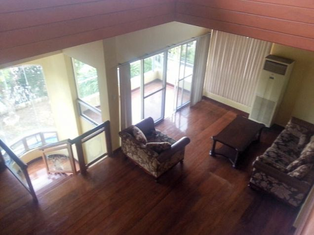 3 Bedroom House with Swimming Pool for Rent in Cebu City Maria Luisa Park - 1