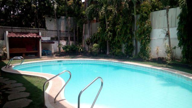 Ayala alabang house for rent with pool 130k - 1