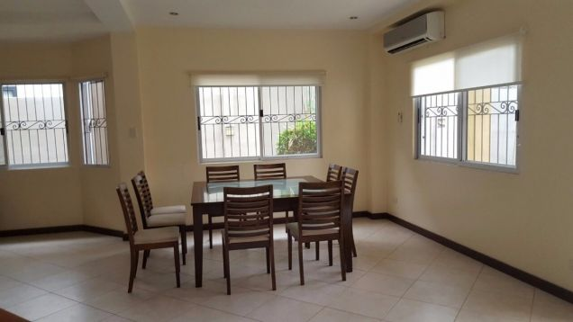Semi furnished 4 bedroom house in Banilad - 1
