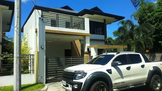 House and Lot for rent with 3BR in Angeles City - 40K - 5