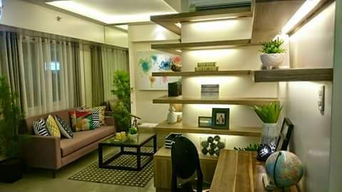 2 bedroom with 2bathroom Rizal for sale in Quezon City facing Makati Skyline - 3
