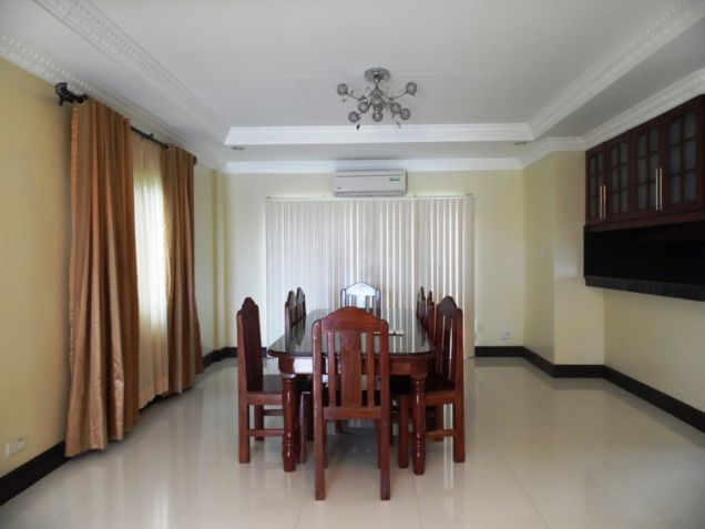 Modern House with 4 Bedroom for Rent in Hensonville Angeles City - 4