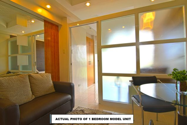 Condo in Tagaytay Rent-To-Own Scheme Ready For Occupancy 1-Bedroom 1.3M - 0
