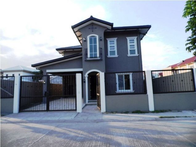 4Bedroom House & Lot For Rent In Friendship Angeles City Near Clark - 0