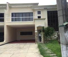 Townhouse With Four Bedroom For Rent In Angeles City - 0