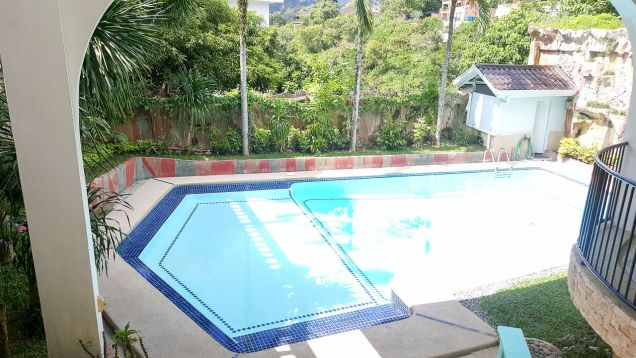 4 Bedroom House with Swimming Pool for Rent in Maria Luisa Estate Park - 0