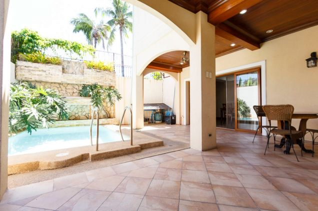 4 Bedroom House with Swimming Pool for Rent in Banilad - 8